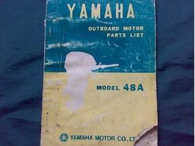 Manual Peças Motor Popa 48a Yamaha