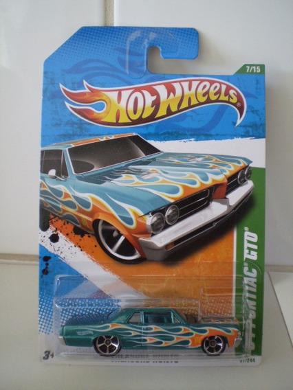 Hot Wheels - Treasure Hunts - `64 Pontiac Gto - T-hunts/2011