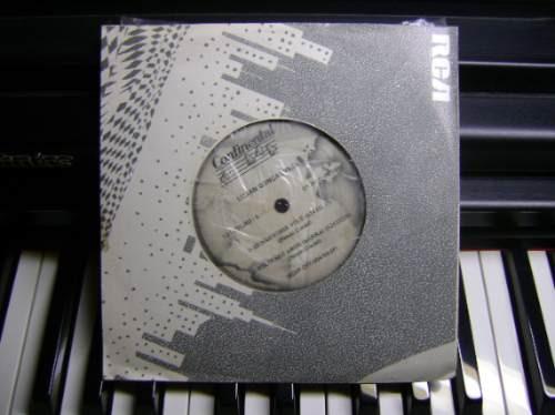 Disco Compacto Vinil - Não É Lp - Lilian Gonçalves - 1984