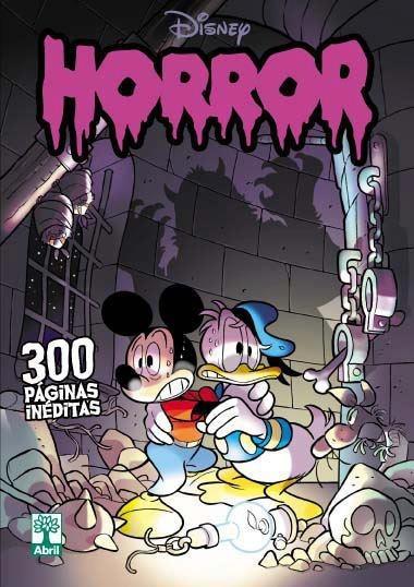 Disney Horror Novo Lançamento