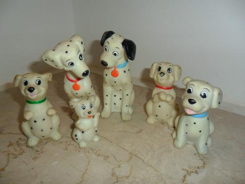 Coleção Antiga Dalmatas Disney