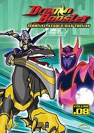Dragon Booster - Terrivel Ataque Das Trevas Vol.8