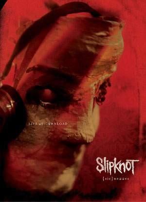 Slipknot - Sic Ness Download Festival - Dvd Duplo Novo