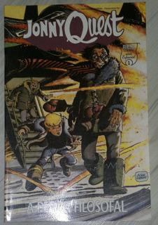 Gibi Jonny Quest Nº 1 - 1989 Best News Série Especial