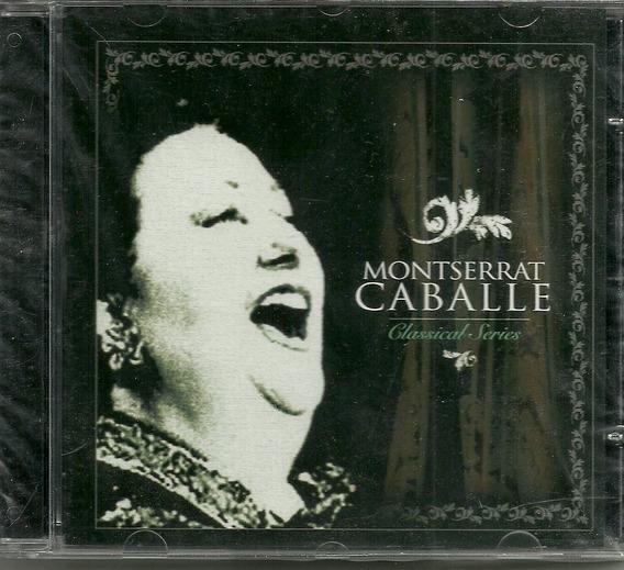 Montserrat Canalle Classicals Series - Cd Lacrado