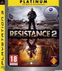 Jogo Usado Resistance 2 Americano Playstation Ps3