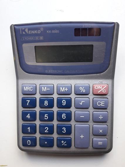 Calculadora Kenko Kk-8985 8 Digitos Pvl