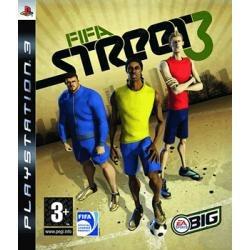 Jogo Fifa Street 3 Da Eagames Licenciado Pela Fifa Para Ps3
