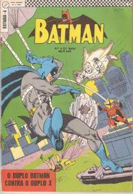 *ock*batman Nº 4- 3ª Série Fev.1970-ebal