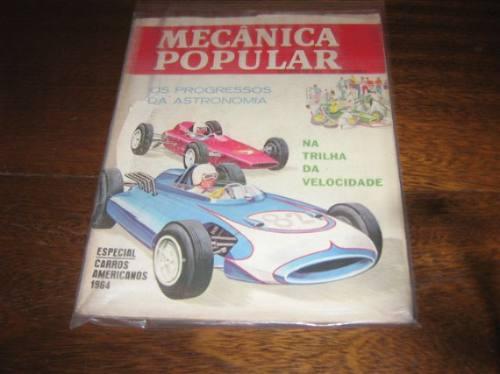 Mecânica Popular Nº 46 Outubro /1963 Ed.fernando Chinaglia