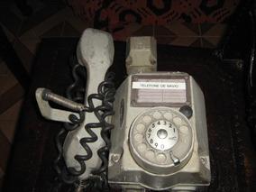 Telefone De Navio Estado De Decoracão