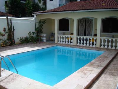 Casa Na Enseada Próximo Ao Casa Grande Hotel