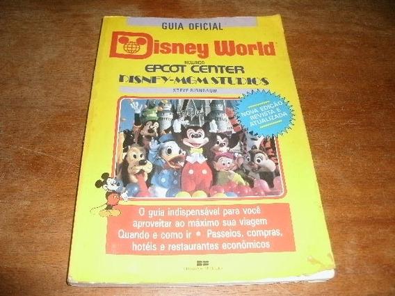 Livro Disney World Steve Birnbaum Best Seller R.904