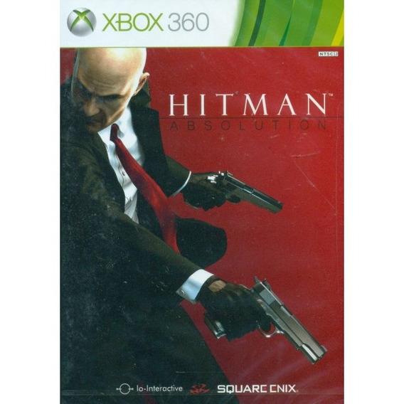 Hitman Absolution - Xbox 360 - Lacrado