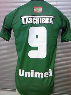 Rara Camisa Figueirense Of. 3 Bandeira Sc Fila 2009 2010