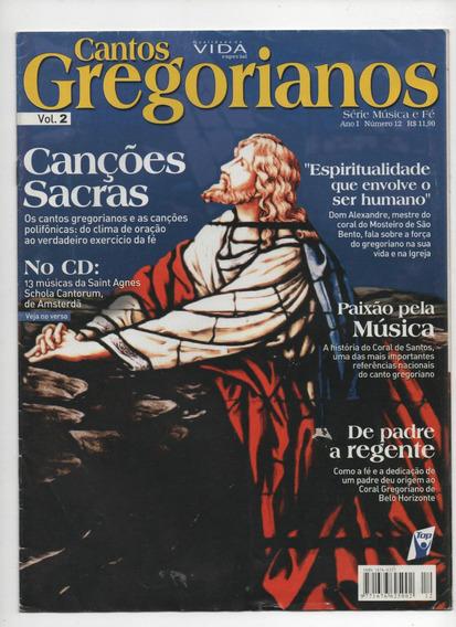 Cantos Gregorianos Vol. 02