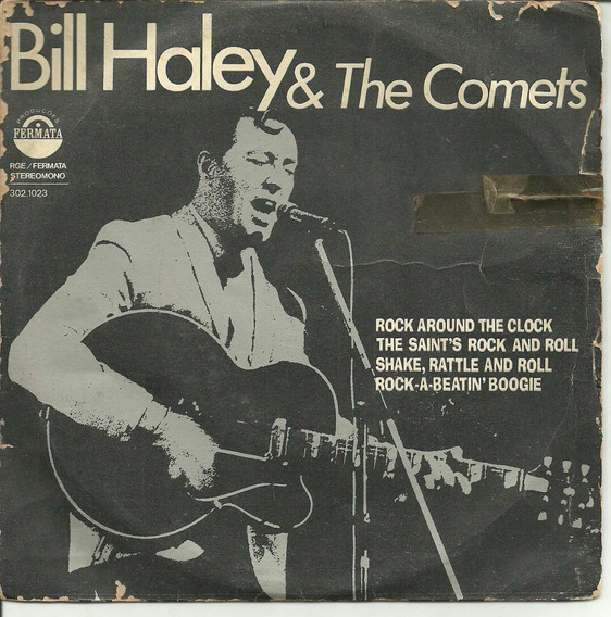 Bill Haley And The Comets Compacto De Vinil