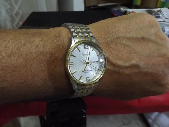 Relógio - Armitron - Masculino - Elegante E Clássico - Japan
