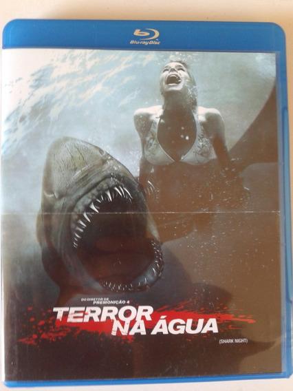 Terror Na Água Blu Ray - Sara Paxton