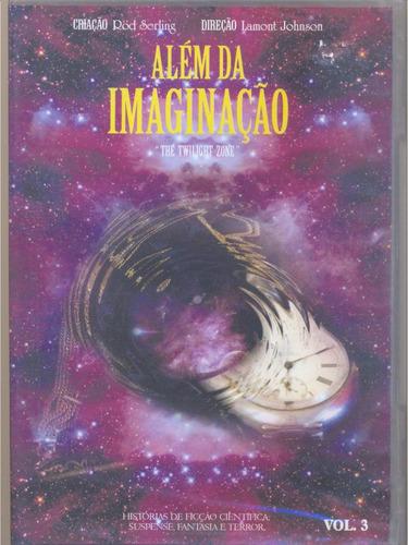Além Da Imaginação -  Volume 3 (dvd)