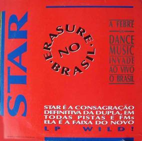 Erasure / Oingo Boingo Maxi Single De Vinil Star / Skin-1990
