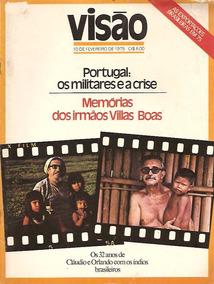 Visão 10 De Fevereiro 1975: Irmãos Villas Boas -