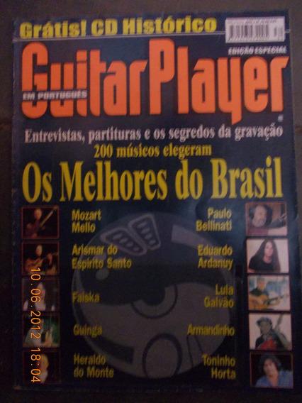 Guitar Player - Os Melhores Do Brasil/ Eduardo/ Lula/ Paulo