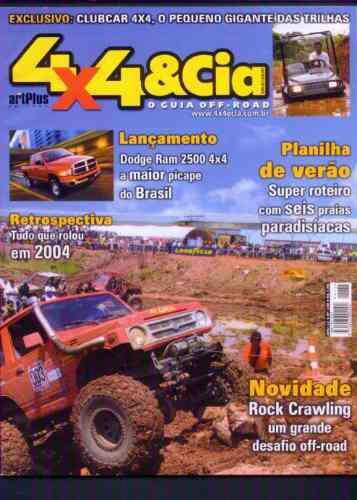 4x4&cia. N. 138 - 2004