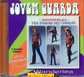 Wanderléa 1968 Prá Ganhar Meu Coração Cd Remaster C/ Bônus
