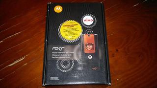 Caixa Original Motorola Rokr W5 - Vivo