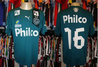 Goiás - Camisa 2013 Titular De Jogo # 16