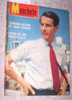 Manchete 1957 Futebol Flamengo