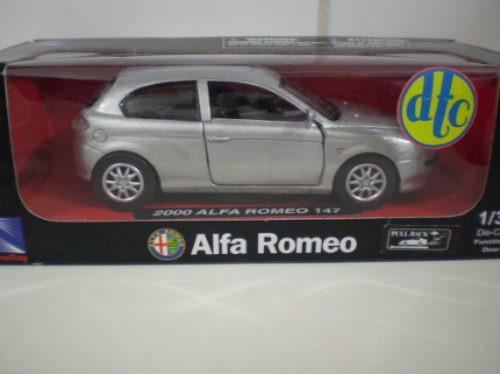New Ray Dtc 2000 Alfa Romeo 147 - Escala 1/32