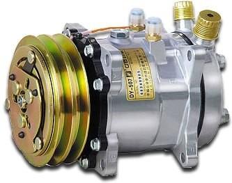 Compresor Aire Acon Reparacion Chryler Daytona Grand Caravan