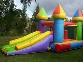 Alquiler »inflables,metegol,tejo,pool, Plaza Blanda,living