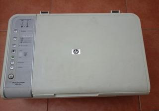 Multifuncion Hp Deskjet F4280 Para Repuesto Y Cd