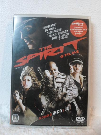 Dvd The Spirit - O Filme