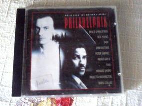 Cd Philadelphia Trilha Sonora Original Do Filme
