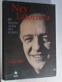 Livro - Ney Latorraca -ano: 1999 - (novo - Sem Uso -lacrado)