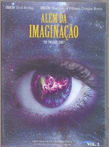 Além Da Imaginação -  Volume 2 (dvd)
