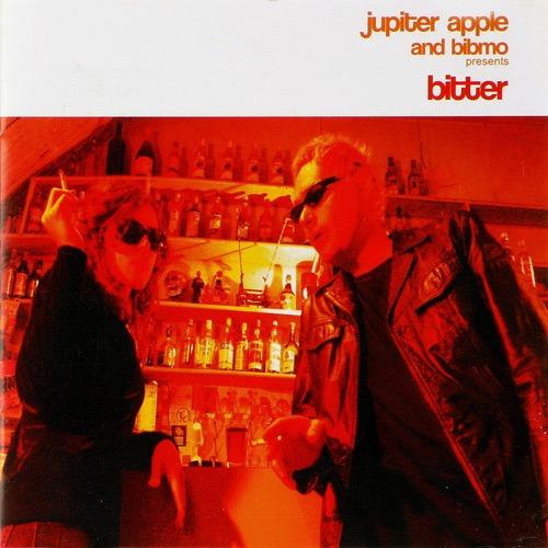 Jupiter Apple And Bibmo - Bitter (cd Lacrado - Novo)