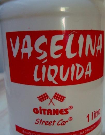 Vaselina Líquida Gitanes 1 Ltr.