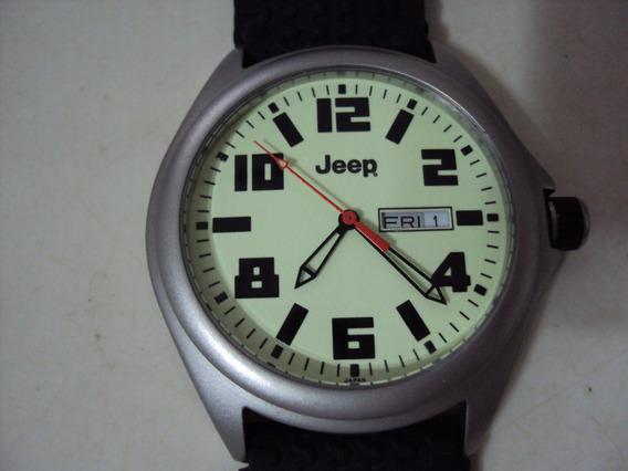 Relógio Jeep - Quartz
