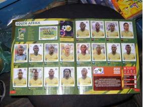 Album De Figurinhas Copa 2010