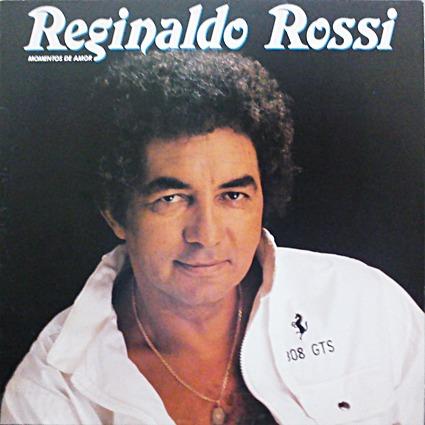 Lp Vinil - Reginaldo Rossi - Momentos De Amor