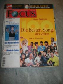 Revista Focus Alemanha - Varias Edições - Preço Unitário