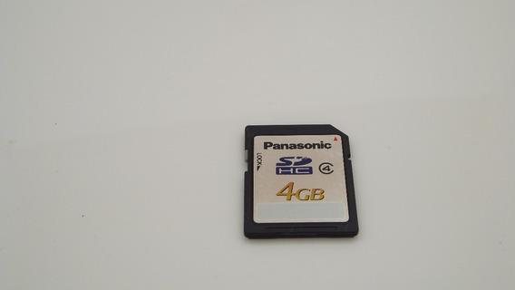 Memoria Sdhc De 4 Gb Para Camera Digitais Original