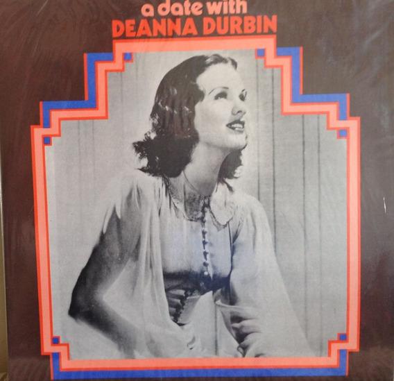 Lp Vinil - Deanna Durbin - A Date With