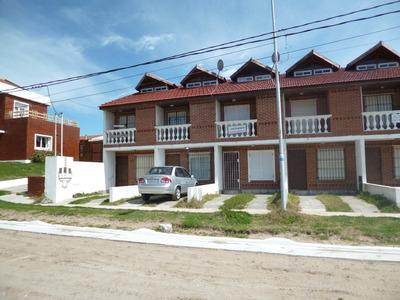 Duplex Frente Al Mar En Las Toninas 16000 La Quincena