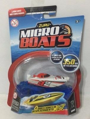 Lancha A Pila Micro Boats Lanchas Motorizadas Intek